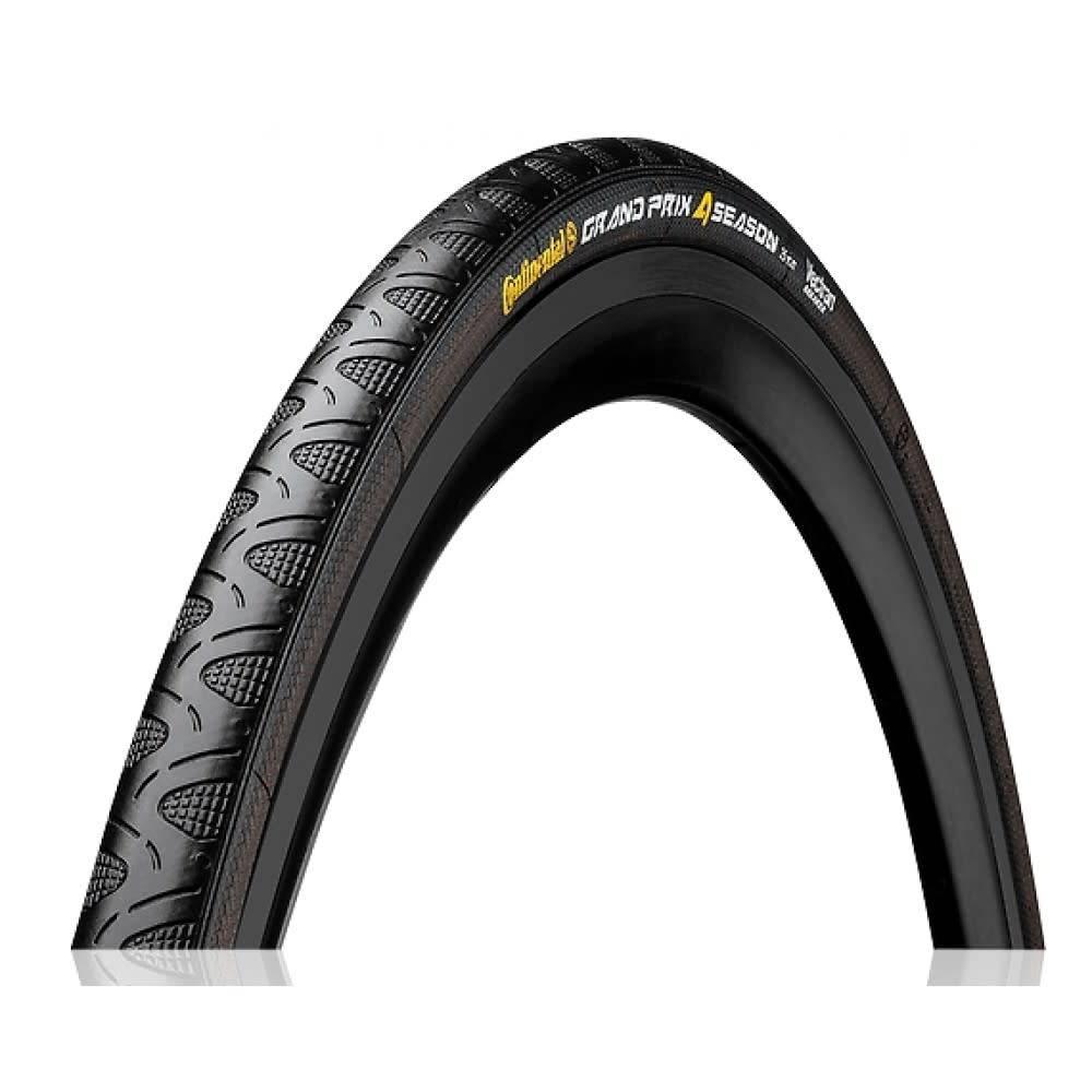 Continental Grand Prix 4 Season 700 X 23 Black-Duraskin