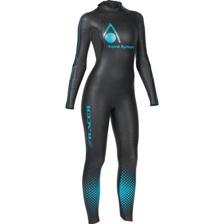 AquaSphere Women's Racer Full Wetsuit