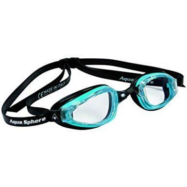 AquaSphere K-180+ Goggle, Lady, clear lens, Mix Pack