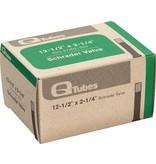 "Q-Tubes Q-Tubes 12-1/2"" x 2-1/4"" Schrader Valve Tube *Low Lead Valve* TU5700"