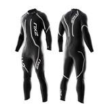 2XU 2XU Mens V:2 Velocity Wetsuit Black/Silver ST