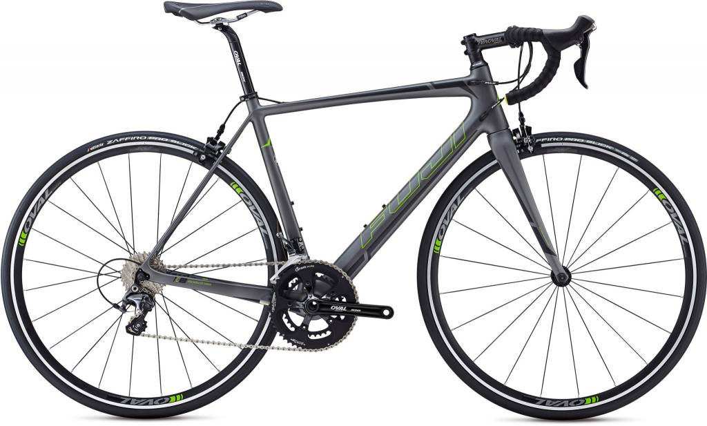 Fuji FUJI SL 2.3 52 SATIN GRAY/GREEN