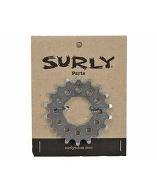 "Single Cassette Cog 3/32"" Splined"