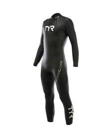 TYR Men's Hurricane Cat1 Full Wetsuit