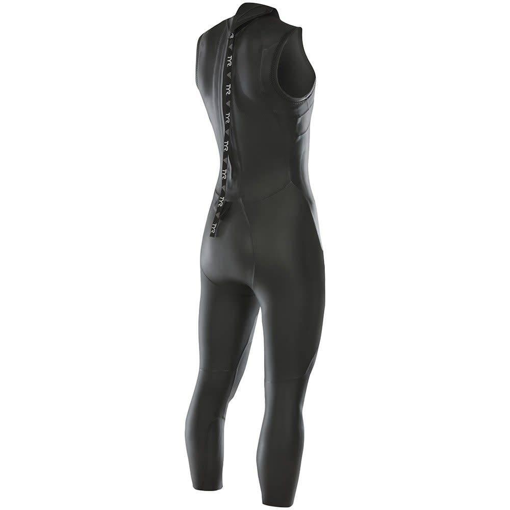 TYR TYR Women's Hurricane Cat1 Sleeveless Wetsuit - Black - XS