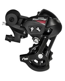 ERDA070B   REAR DERAILLEUR, RD-A070, SMART 7-SPEED, W/RIVETED ADAPT