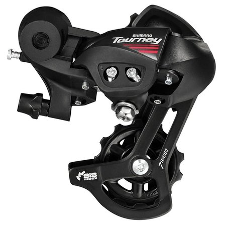 Shimano ERDA070B   REAR DERAILLEUR, RD-A070, SMART 7-SPEED, W/RIVETED ADAPT