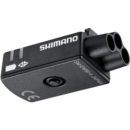 Shimano JUNCT-A, SM-EW90-A, E-TUBE 3-PORT DESIGN, W/CHRG PORT