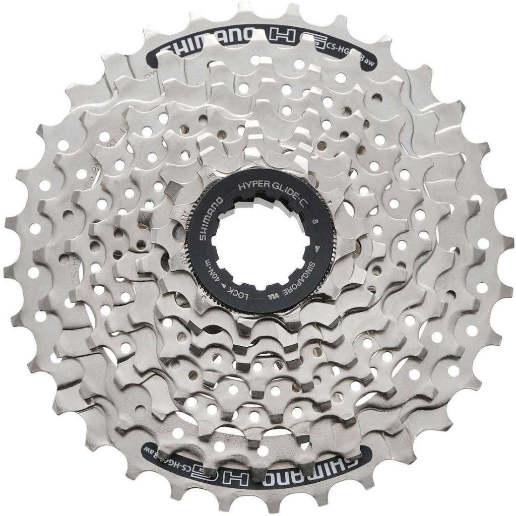 Shimano Shimano Cassette Sprocket, CS-HG41-7 7-Speed, 11-28T
