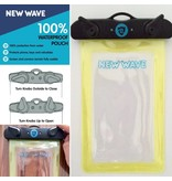New Wave New Wave Waterproof Phone Pouch - Yellow