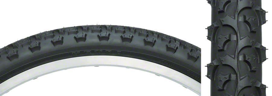 Kenda Kenda K831 Alfabite Style Tire 26x2.1 Steel Bead Black