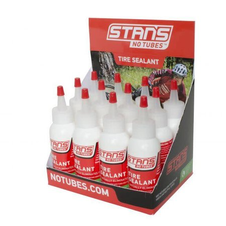 Stan's No Tubes Stan's NoTubes Sealant: 12-Pack of 2oz bottles