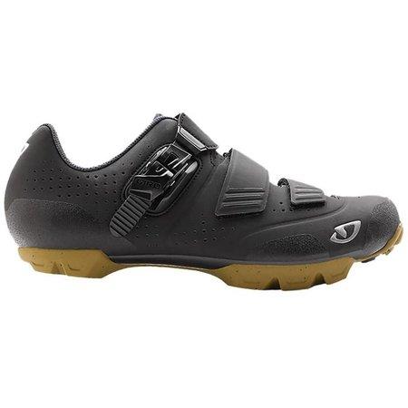 GIRO Giro Men's Privateer MTB Shoes - Black/Gum - 43