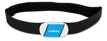 Wahoo Fitness TICKR Bluetooth and Ant+ Heart Rate Strap, Black