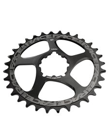 Race Face Cinch Direct Mount Narrow Wide Chainring, 30t Black
