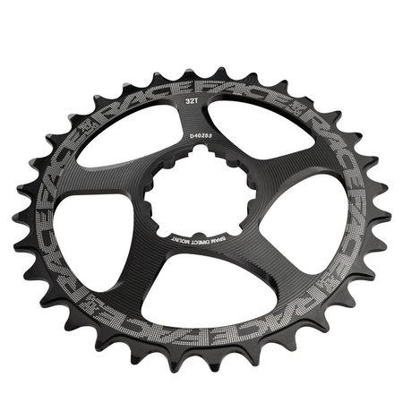 Race Face Race Face Cinch Direct Mount Narrow Wide Chainring, 30t Black