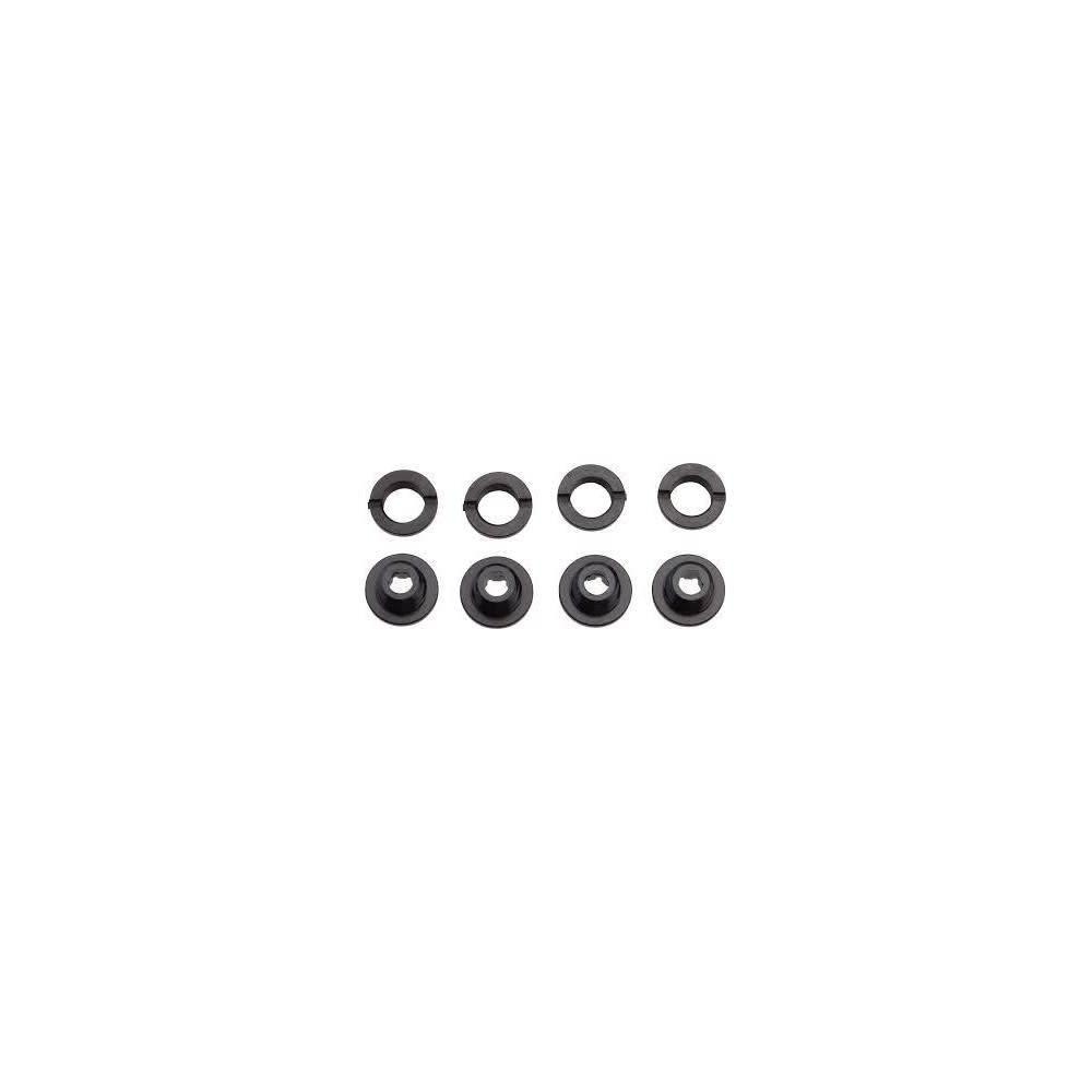 Race Face Race Face Chainring Bolt/Nut Pack Aluminum Torx Single/Double Ring Set