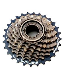 MULTIPLE FREEWHEEL SPROCKET, MF-TZ20 TOURNEY, 6-SPEED 14-16