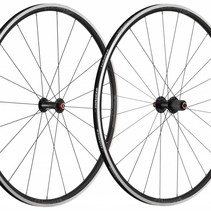 Vision Team 25 Wheel (1), 20/24H - 700c  Black Decal, WH-VT-65A {Shimano 11spd}