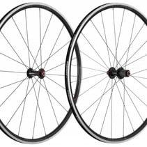 Vision Team 25 Wheelset , 20/24H - 700c  Black Decal, WH-VT-65A {Shimano 11spd}