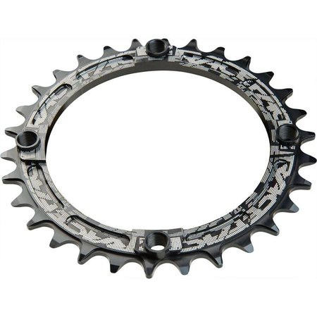 Race Face Race Face Narrow-Wide Single Ring 34t x 104 Black
