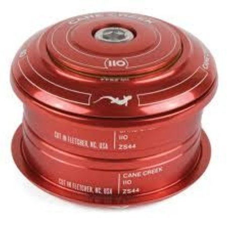 Cane Creek DC1526  110-series ZS44/28.6|ZS44/30 headset (short) red