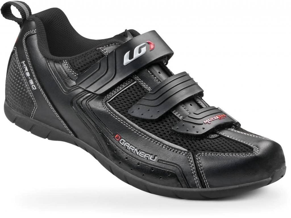Louis Garneau Louis Garneau Men's Multi Lite Cycling Shoes - BLACK 43