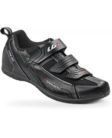 Louis Garneau Women's Multi Lite Cycling Shoes- Black - 43