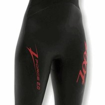 Zoot Women's Z FORCE 2.0 SL WETZOOT BLACK ST