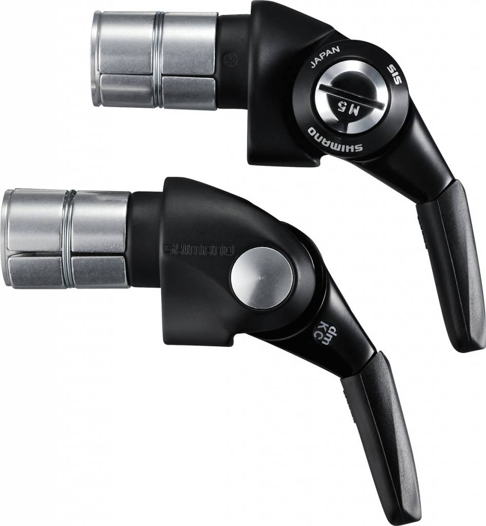 Shimano SHIFT LEVER,BAR END TYPE, SL-BSR1,DURA-ACE,2/3X11-SPEED