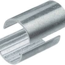 """Problem Solvers Handlebar Shim 22.2 to 25.4mm and 38mm length, 7/8"""" to 1"""""""