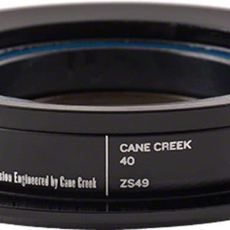 Cane Creek Cane Creek 40 ZS49/30 Conversion Bottom Headset Black