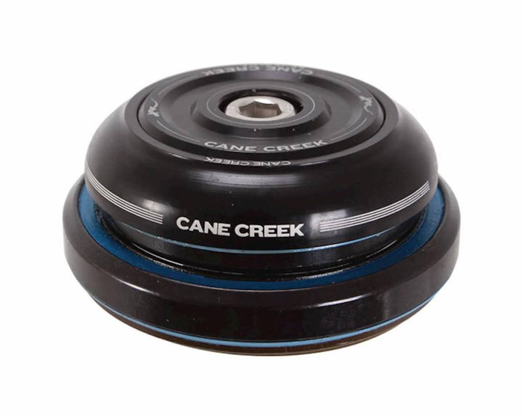 Cane Creek Cane Creek 40 IS42/28.6 IS52/40 Short Cover Headset, Black