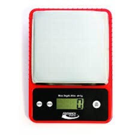 Feedback Sports Table top digital scale, 3kg (6.6l)