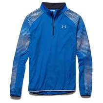 Under Armour Men's Wind Stopper, Blue, XL