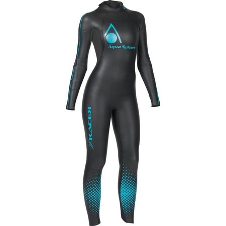 AquaSphere Aqua Sphere Women's RACER Full Wetsuit, Large