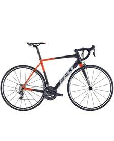 Felt 2017 FR3 Matte Carbon (Orange, Pewter) 56