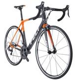 Felt Bicycles Felt 2017 FR3 Matte Carbon (Orange, Pewter) 56