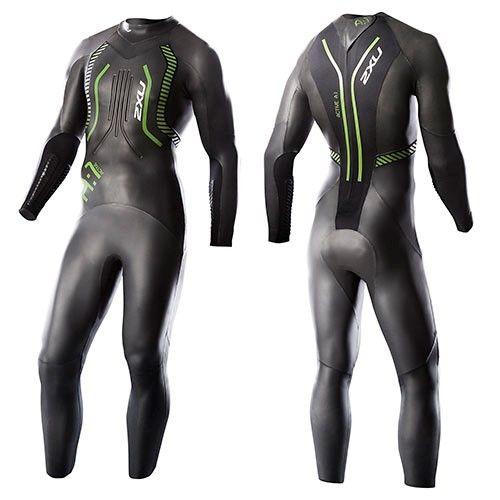 2XU North America 2XU Men's A:1 Active Wetsuit - Full