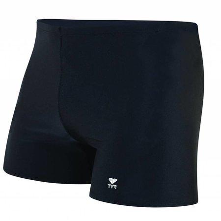 TYR TYR Men's Durafast Elite Solid Square Leg Swimsuit