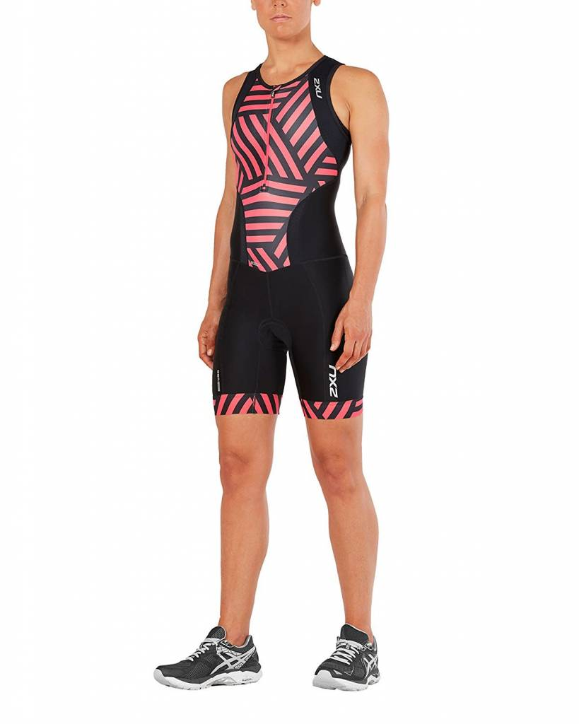2XU North America 2XU Women's Perform Trisuit, Front Zip