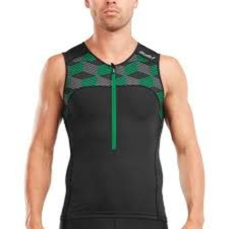 2XU 2XU Men's Active Tri Singlet