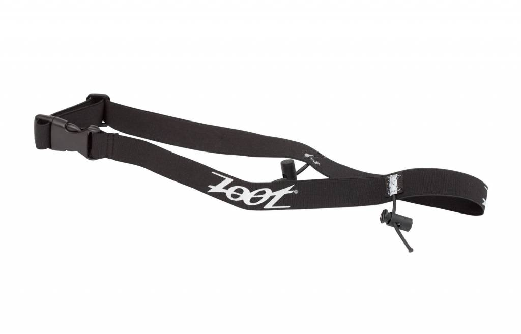 Zoot ZOOT Race Number Belt - Black