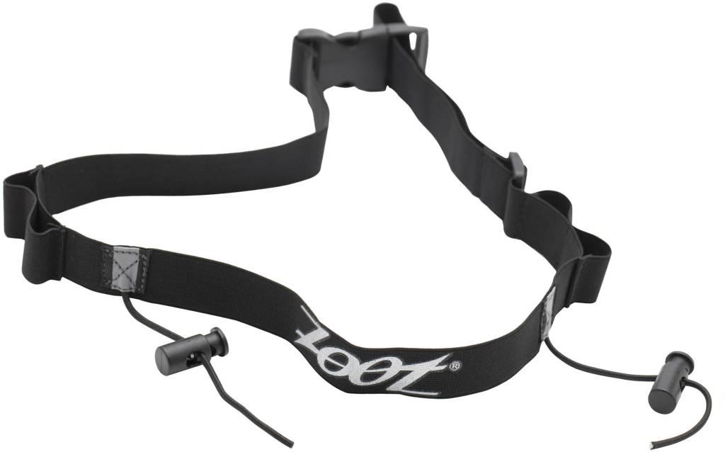Zoot Zoot Race Belt with Loops - Black