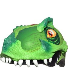 Bell T-Rex Awesome Helmet 5+ Green