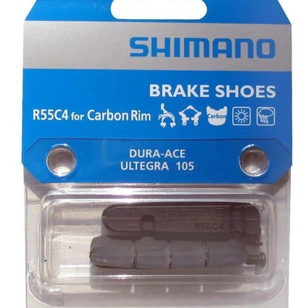 Shimano Shimano R55C4 Road Brake Pads for Carbon Rims Pair