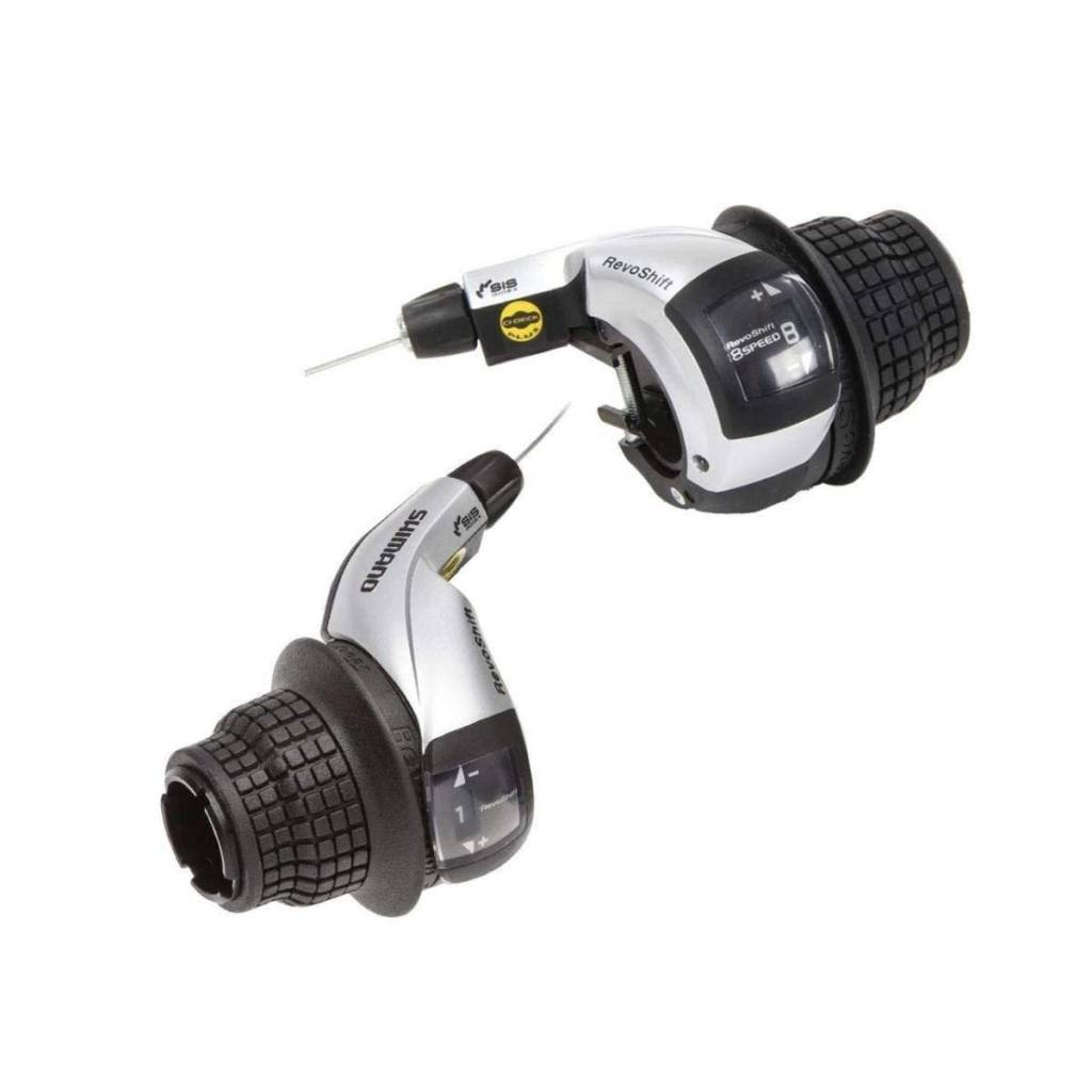 Shimano Shimano Tourney RS45 3x7-Speed Twist Shifter Set