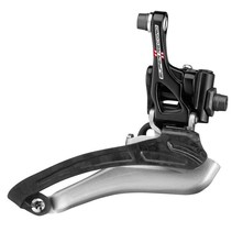 Campagnolo Super Record Front Derailleur with S2 System, Braze On