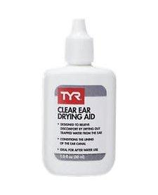 TYR Clear Ear-Drying Aid 1.0 Fl oz