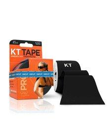 KT Tape Pro - 16 Feet Uncut - Jet Black